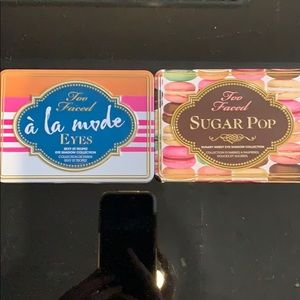 """Too Faced """"a la mode"""" and """"Sugar Pop"""" Palettes"""